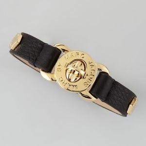 Marc by Marc Jacobs Bolt Studded Leather Bracelet